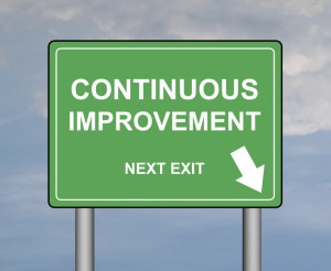 Continuous Improvement image