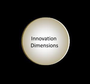 Dimensions model of innovation