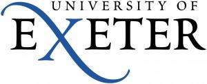 Exeter University logo